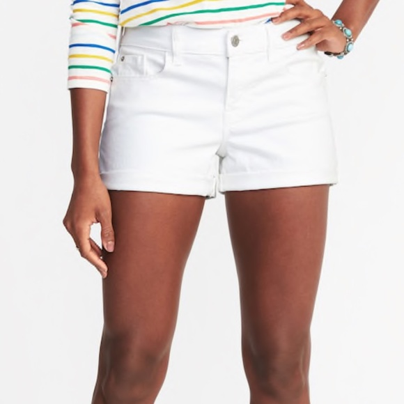 SO Pants - SO Shortie High Rise Shorts • NWT • Size 3